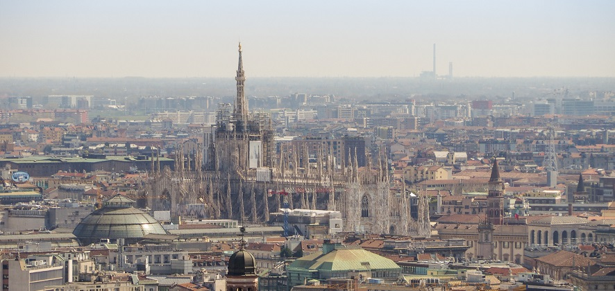 Milano ridimensionata